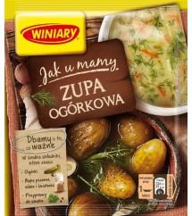 WINIARY -  ZUPA OGÓRKOWA 'JAK U MAMY' 44G