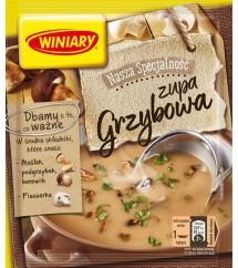 WINIARY -  ZUPA GRZYBOWA 48G