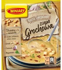 WINIARY -  ZUPA GROCHOWA 75G