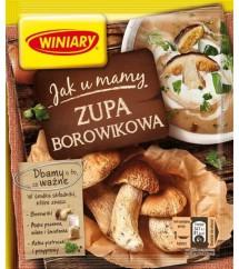WINIARY -  ZUPA BOROWIKOWA 'JAK U MAMY' 45G