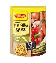 WINIARY -   ZIARENKA SMAKU 120G