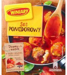 WINIARY -  SOS POMIDOROWY 36G