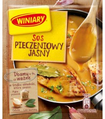 WINIARY -  SOS PIECZENIOWY JASNY 27G