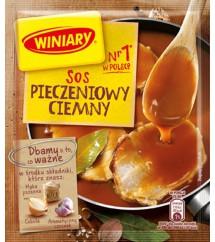 WINIARY -  SOS PIECZENIOWY CIEMNY 30G