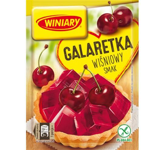 WINIARY -GALARETKA WIŚNIOWA 75G