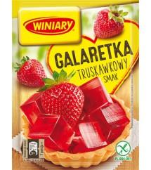WINIARY - GALARETKA TRUSKAWKA 75G