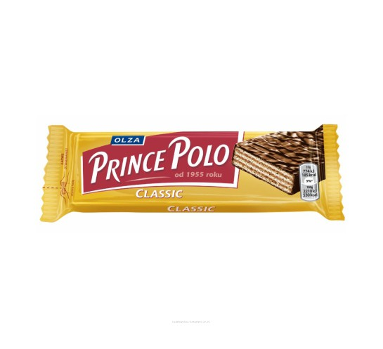 MONDELEZ - PRINCE POLO CLASSIC  36G