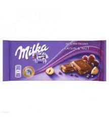 MONDELEZ - MILKA CZEKOLADA RAISINS&NUTS 100G