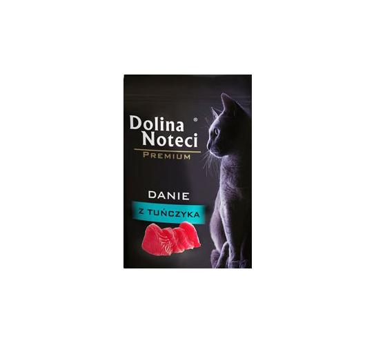 DOLINA NOTECI DANIE DLA KOTA TUŃCZYK 85G