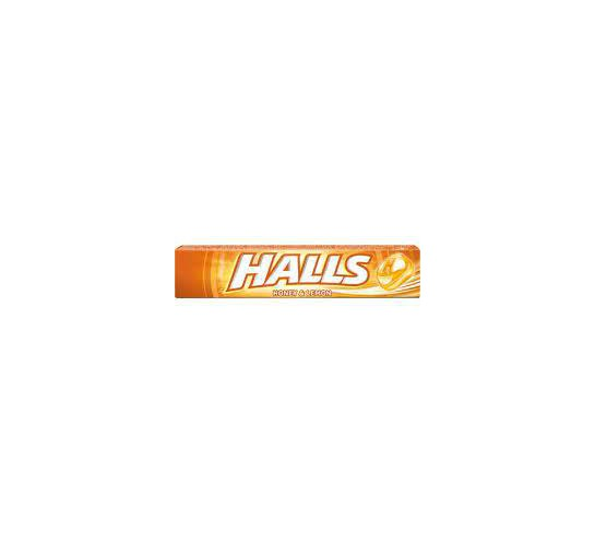 MONDELEZ - HALLS MIÓD CYTRYNA 33.5G