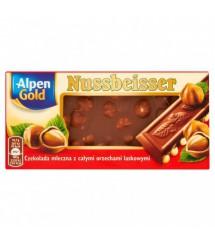 MONDELEZ - ALPEN GOLD NUSSBEISER 100G