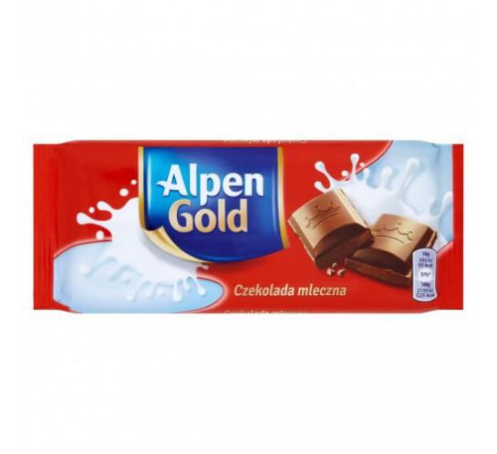 MONDELEZ - ALPEN GOLD MLECZNA 90G