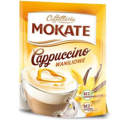 MOKATE - CAPPUCINO MILANO WANILIOWE 110G