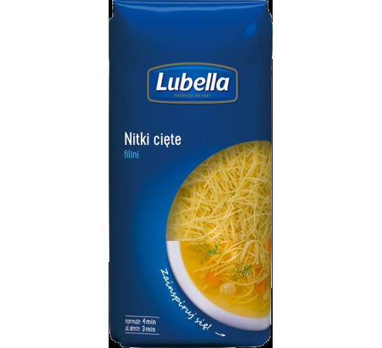 LUBELLA - MAKARON NITKA 500G
