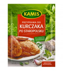 KAMIS - PRZYPRAWA DO KURCZAKA PO STAROPOLSKU 25G