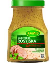 KAMIS - MUSZTARDA ROSYJSKA 180G
