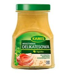 KAMIS - MUSZTARDA 185G DELIKATESOWA