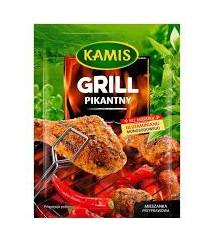 KAMIS - GRILL PIKANTNA 25G