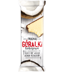 I.D.C - GÓRALKI KOKOSOWE 50G