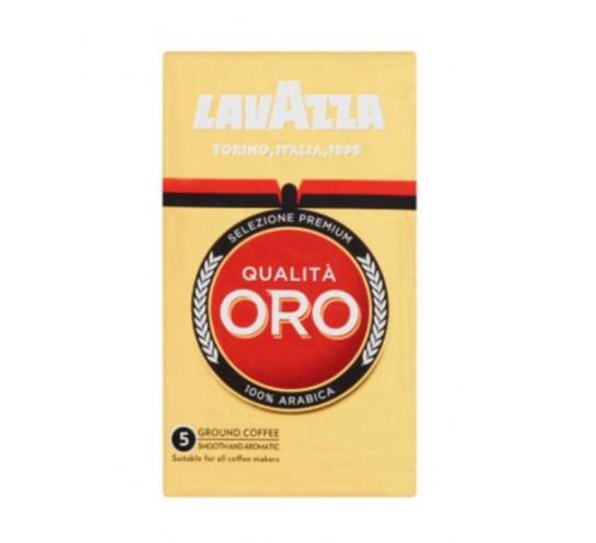 LAVAZZA - KAWA Q.ORO MIELONA 250G