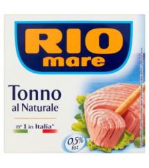 RIO MARE - TUŃCZYK W SOSIE WŁASNYM 160G