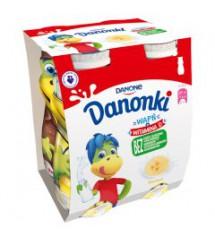 DANONE - DANONKI DO PICIA BANAN 4X100G