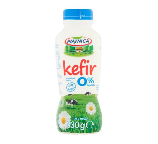 PIĄTNICA - KEFIR 0% BUTELKA 330G