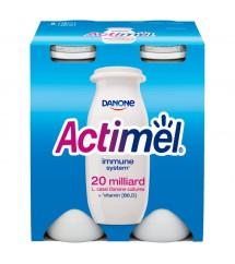 DANONE-ACTIMEL NATURALNY 4X100G