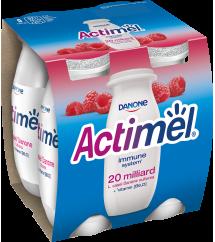 DANONE - ACTIMEL MALINA 4X100G