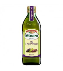 MONINI - OLEJ Z PESTEK WINOGRON 500ML