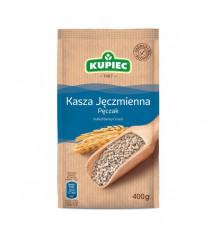 KUPIEC - KASZA JĘCZMIENNA PĘCZAK 400G