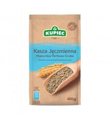 KUPIEC - KASZA JĘCZMIENNA GRUBA 400G