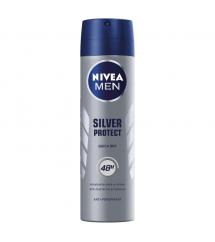 NIVEA - DEO 150ML.M.SILVER