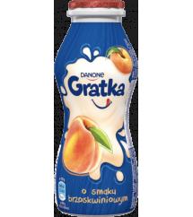 Danone-jogurt gratka drink brzoskwinia 170g