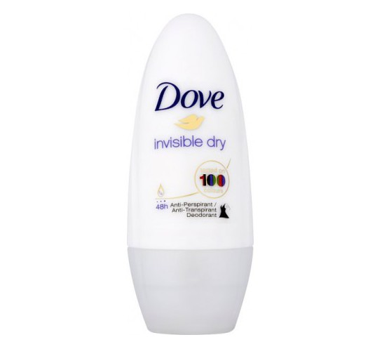 DOVE - DEO ROLL-ON 50ML INVISIBLE