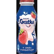 Danone-jogurt gratka drink truskawka 170g
