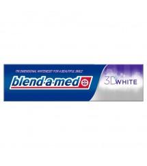 BLEND A MED - PASTA 3DW 100ML WHITE.