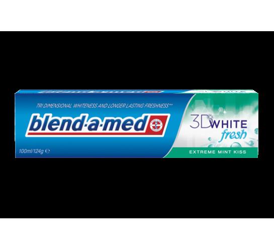 BLEND A MED - PASTA 3DW 100ML EXT.MINT KIS
