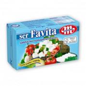 Mlekovita ser favita niebieski 18% 270g