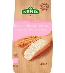 KUPIEC - KASZA JĘCZMIENNA DROBNA 400G