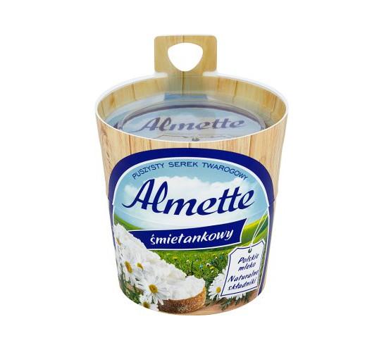 HOCHLAND-ALMETTE ŚMIETANKA 150G