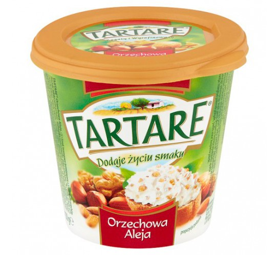 TUREK - SEREK TARTARE ORZECHOWA ALEJA 150G