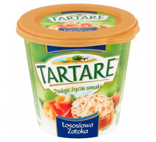 TUREK - SEREK TARTARE ŁOSOSIOWA ZATOKA 150G