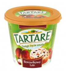 TUREK - SEREK TARTARE BOROWIKOWY LAS 150G