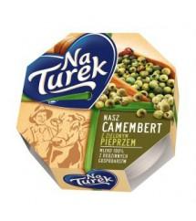 TUREK - SER NASZ CAMEMBERT PIEPRZ 120G