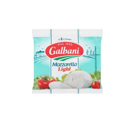 GALBANI - MOZZARELLA LIGHT 125G