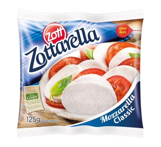 ZOTT - ZOTTARELLA CLASSIC 125G