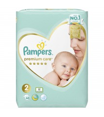 PAMPERS -  PremiumCare Mini...