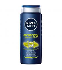 NIVEA - ŻEL POD PRYSZNIC MEN ENERGY 500ML
