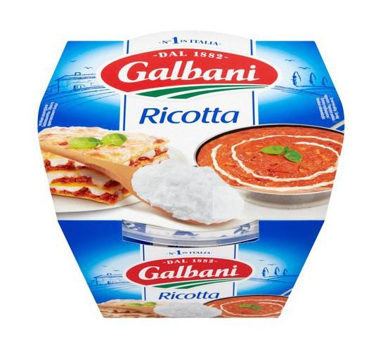 GALBANI - RICOTTA SANTA LUCIA 250G